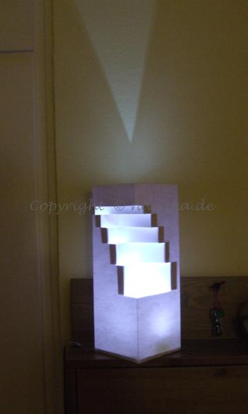 L3078 - Lampe - 2014 - Papier