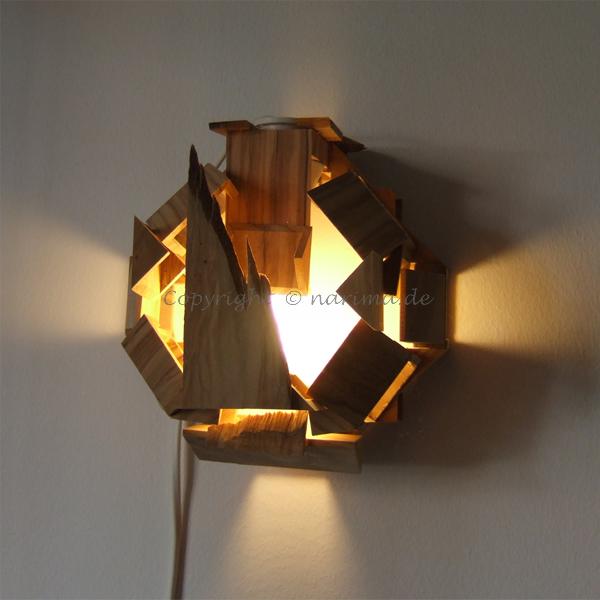 L3371 - Lampe - 2014 - Holz