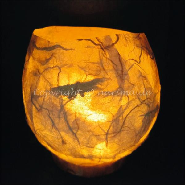 Windlicht L2014 - Teelicht