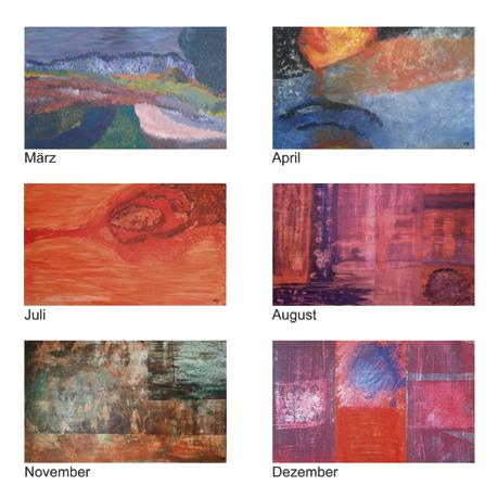 Kalender 2021 - Ansicht 2